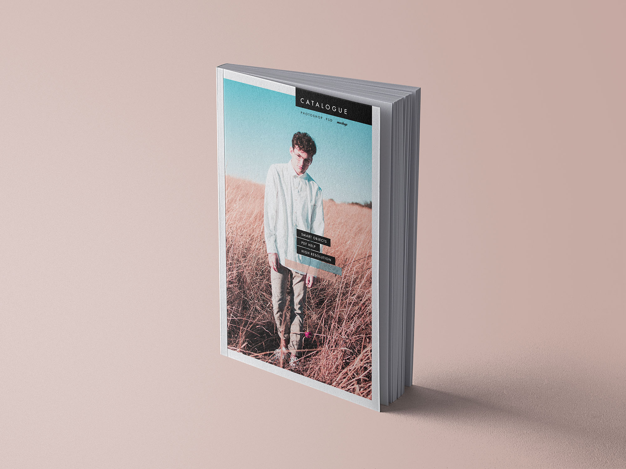 Catalogue Mockup