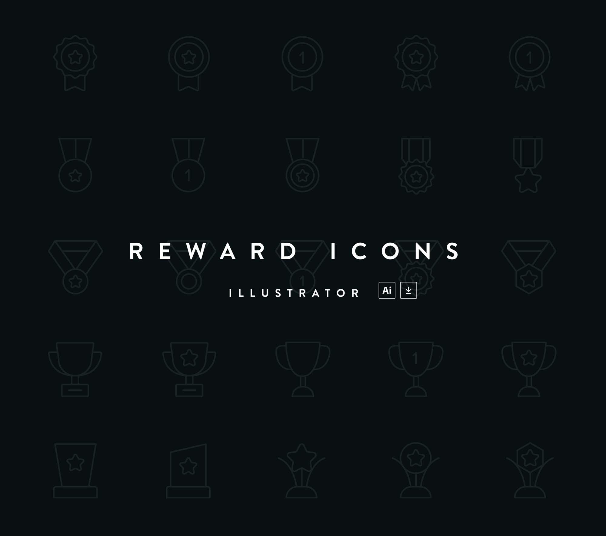 Reward Icons