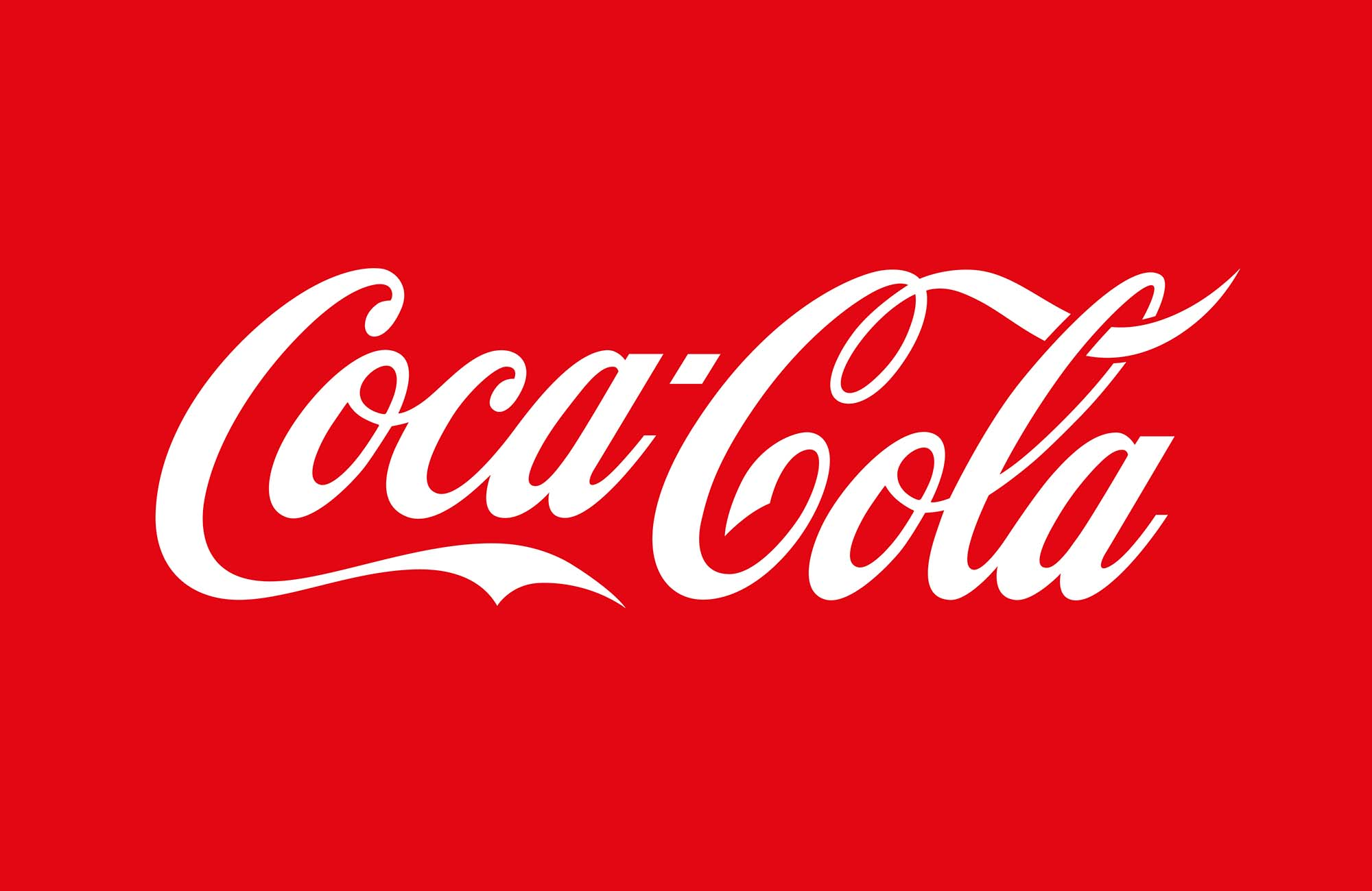 Coca Cola Wordmark Logo