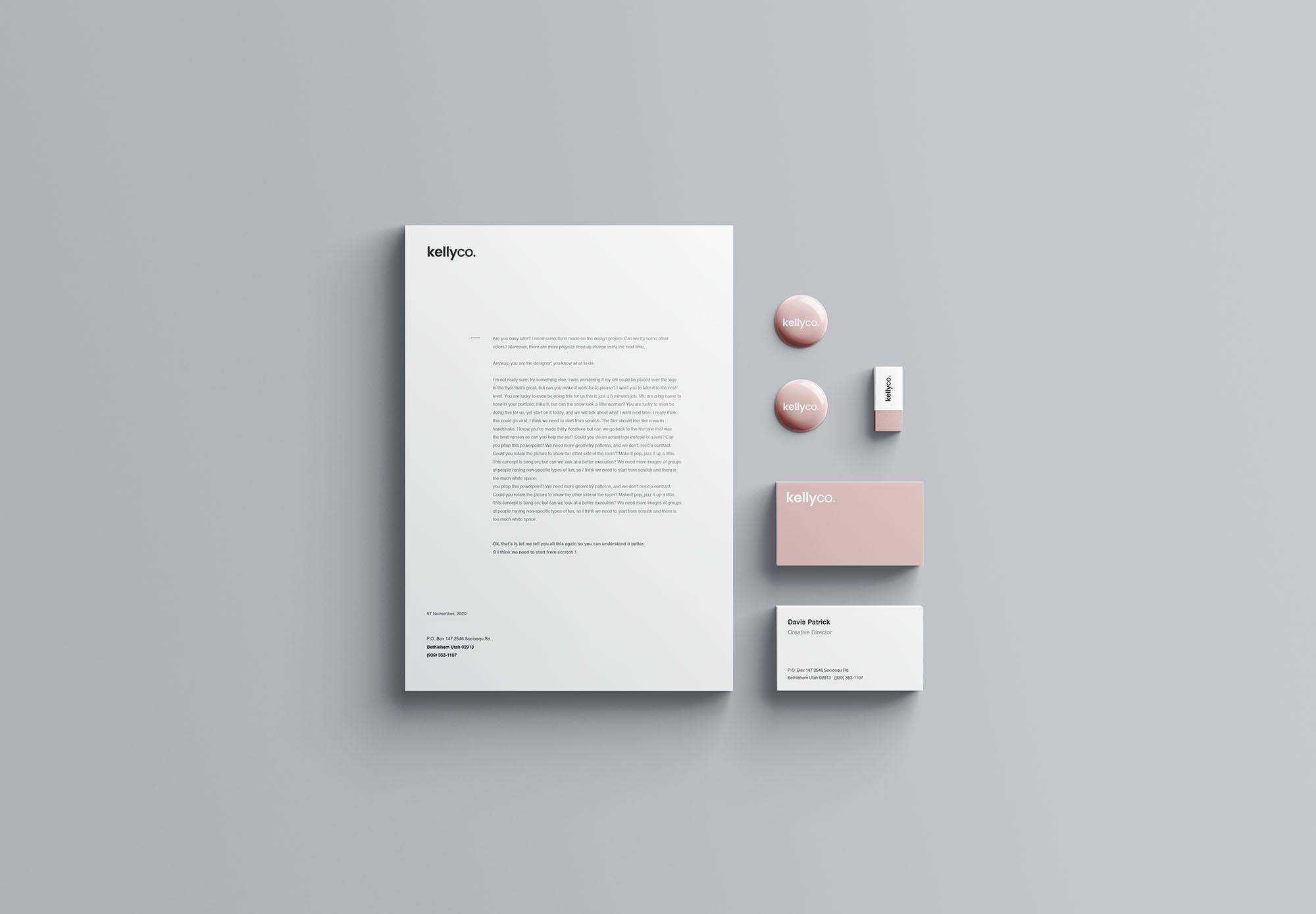 Branding Mockup 6