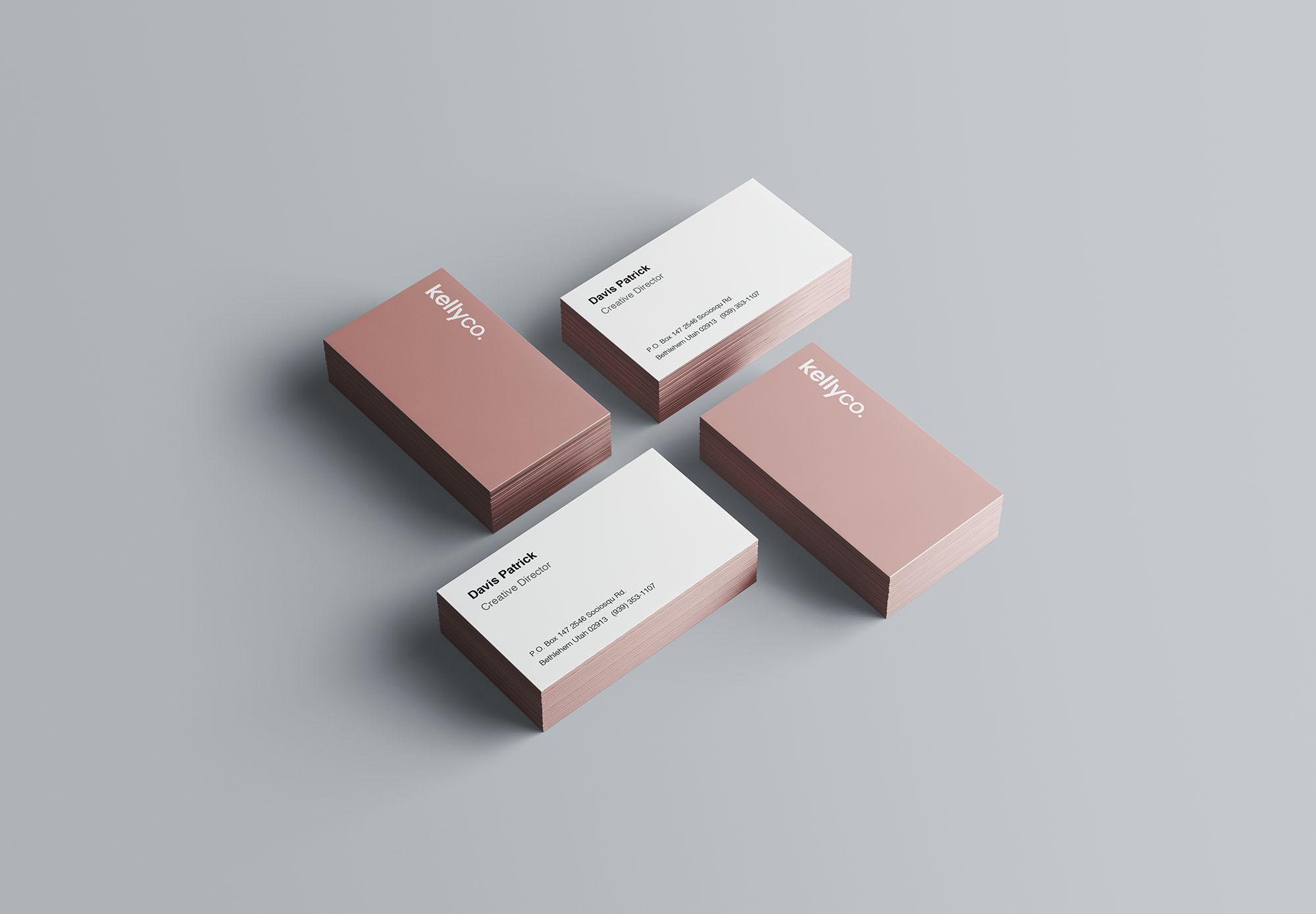 Branding Mockup 2