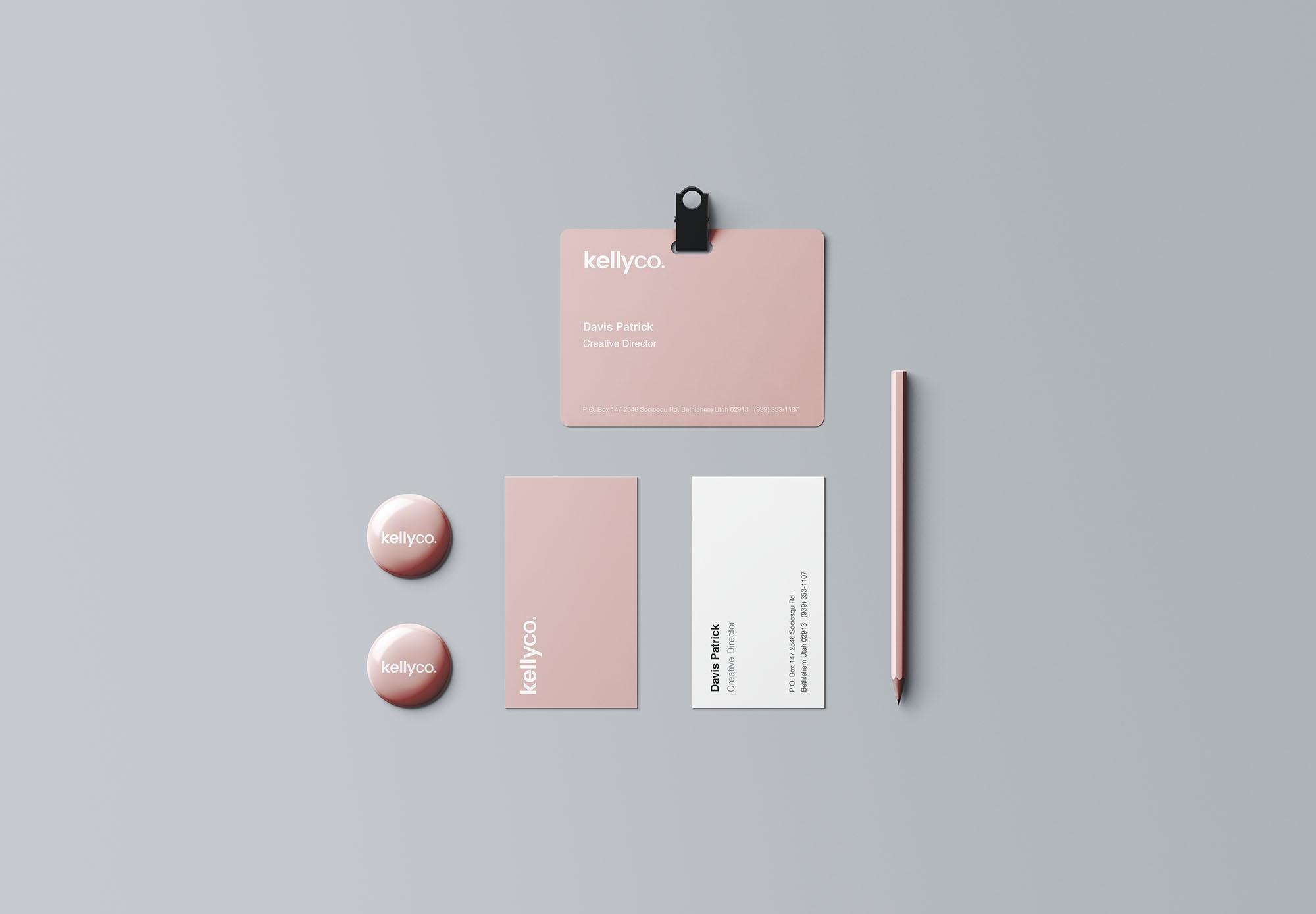 Branding Mockup 4