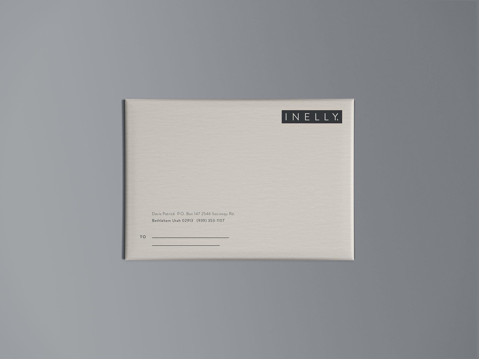 Paper Packaging Mockup