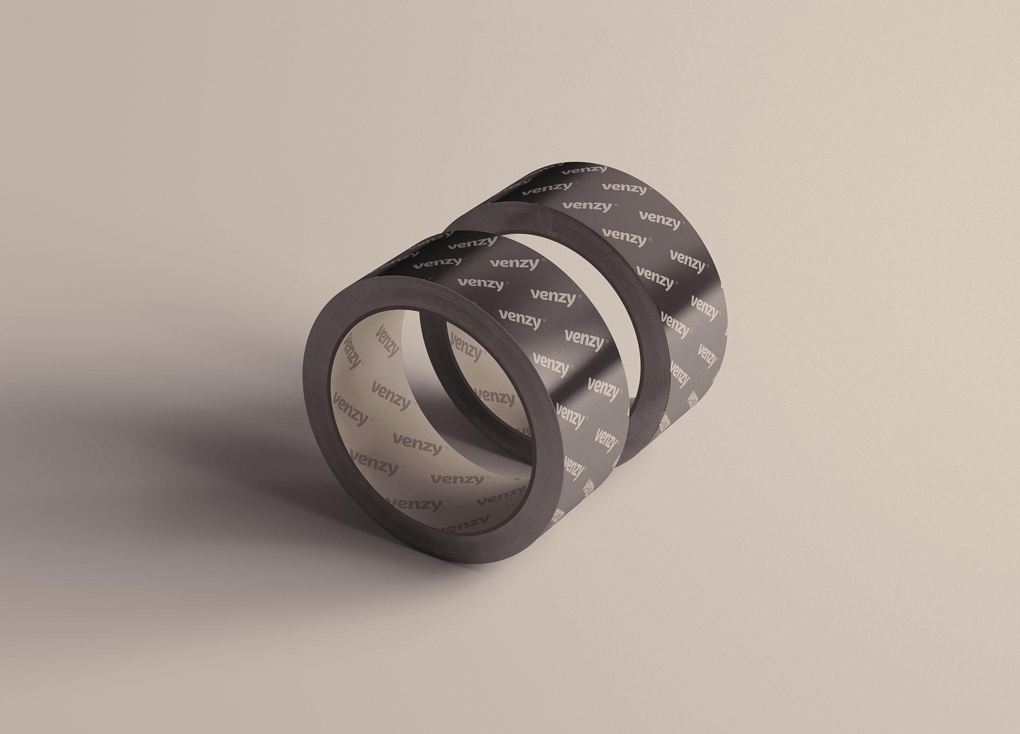 Duct Tape Mockup 2