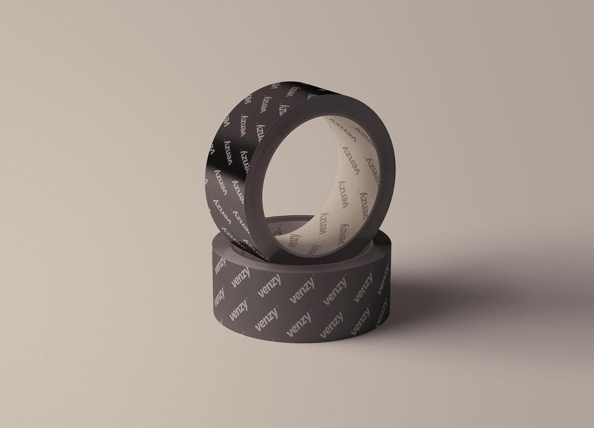 Duct Tape Mockup 3