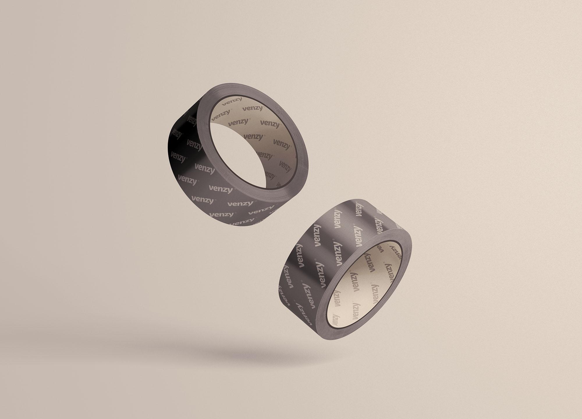 Duct Tape Mockup 7