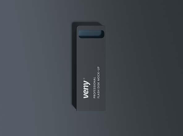 Flash Disk Mockup