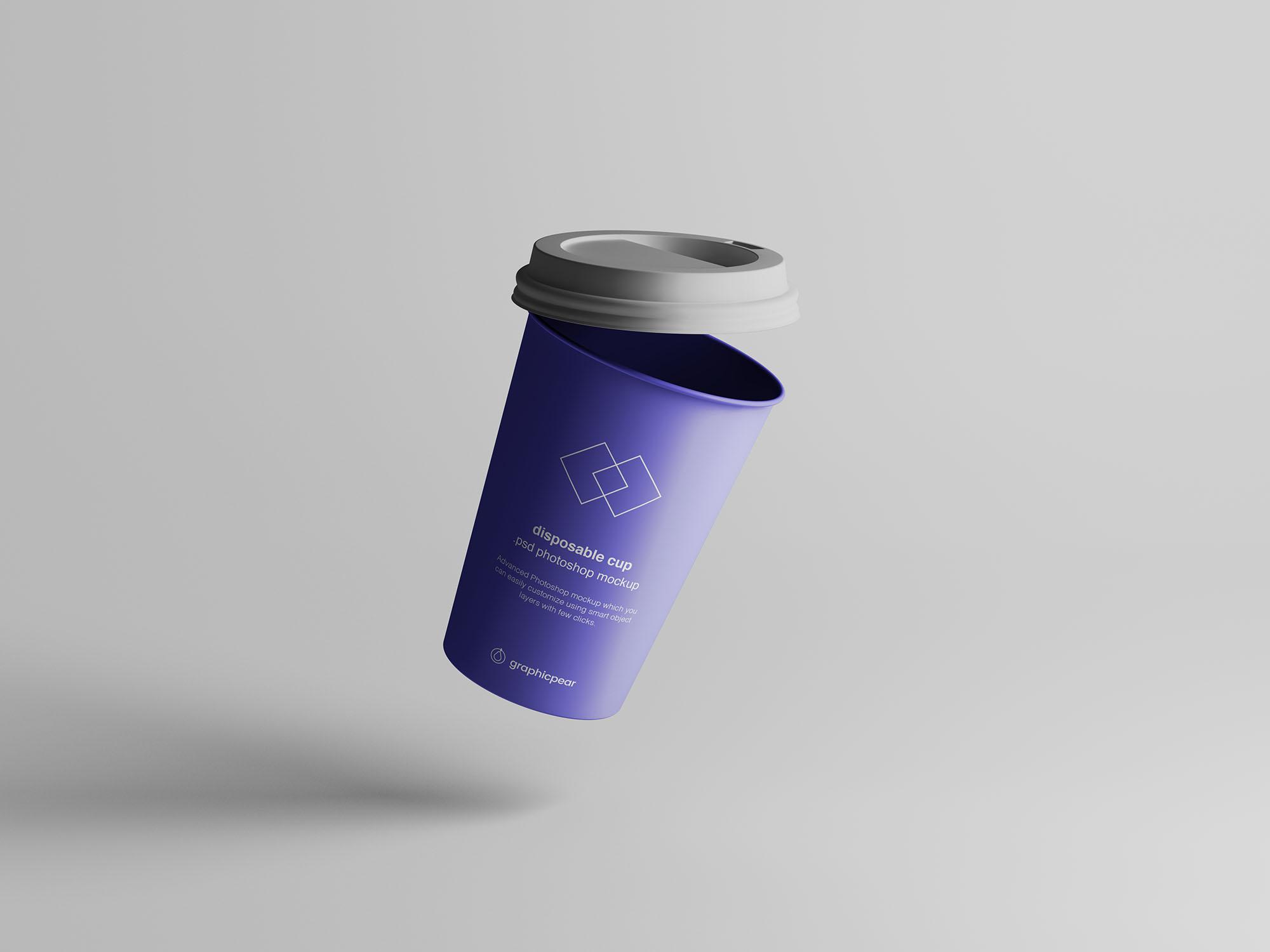 Coffee Cup Mockup 2