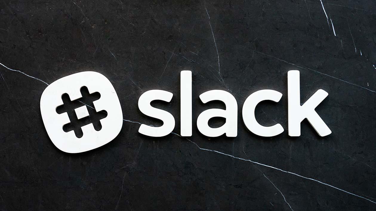 unique slack logo