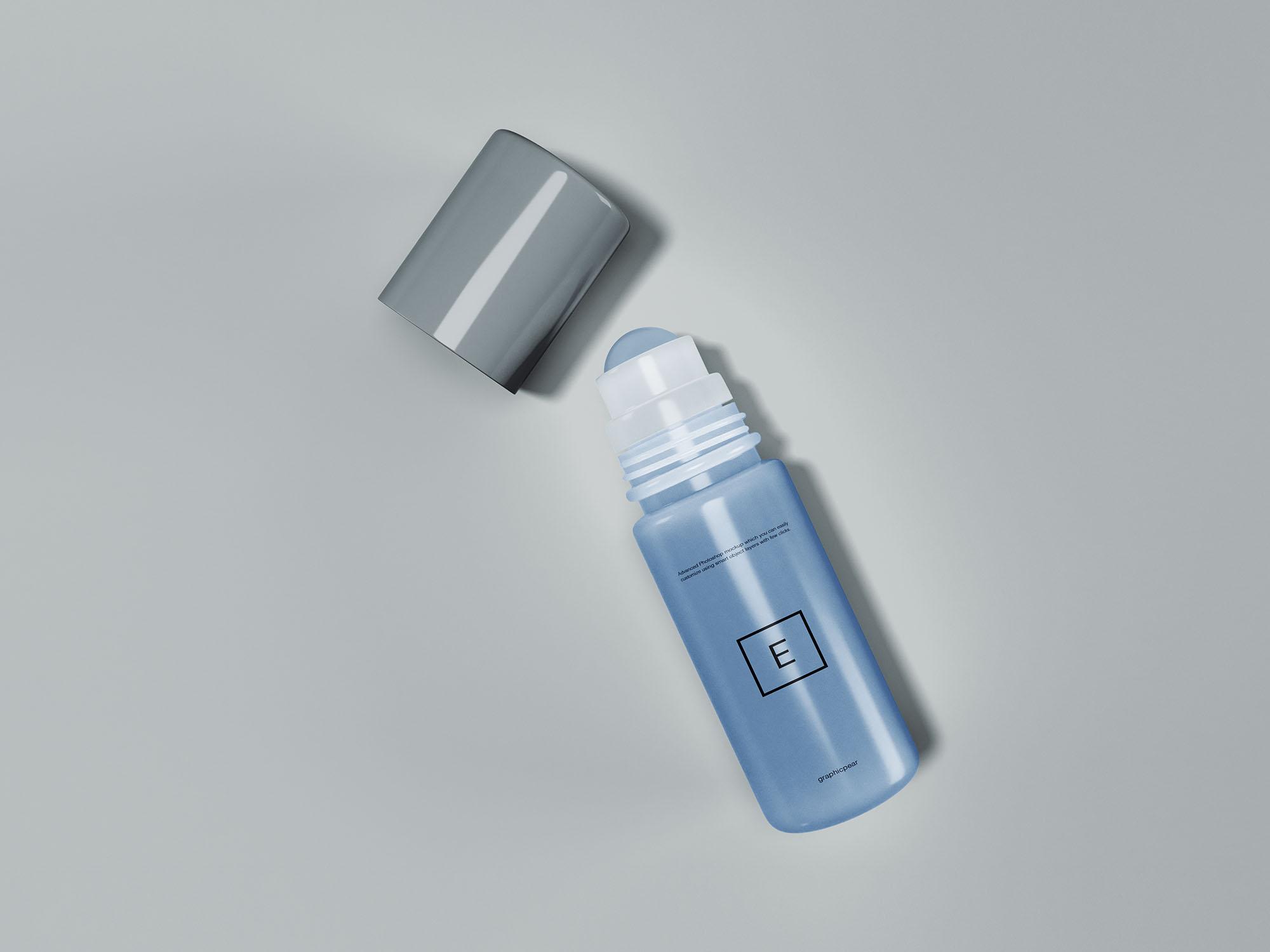 Rollerball Perfume Mockup