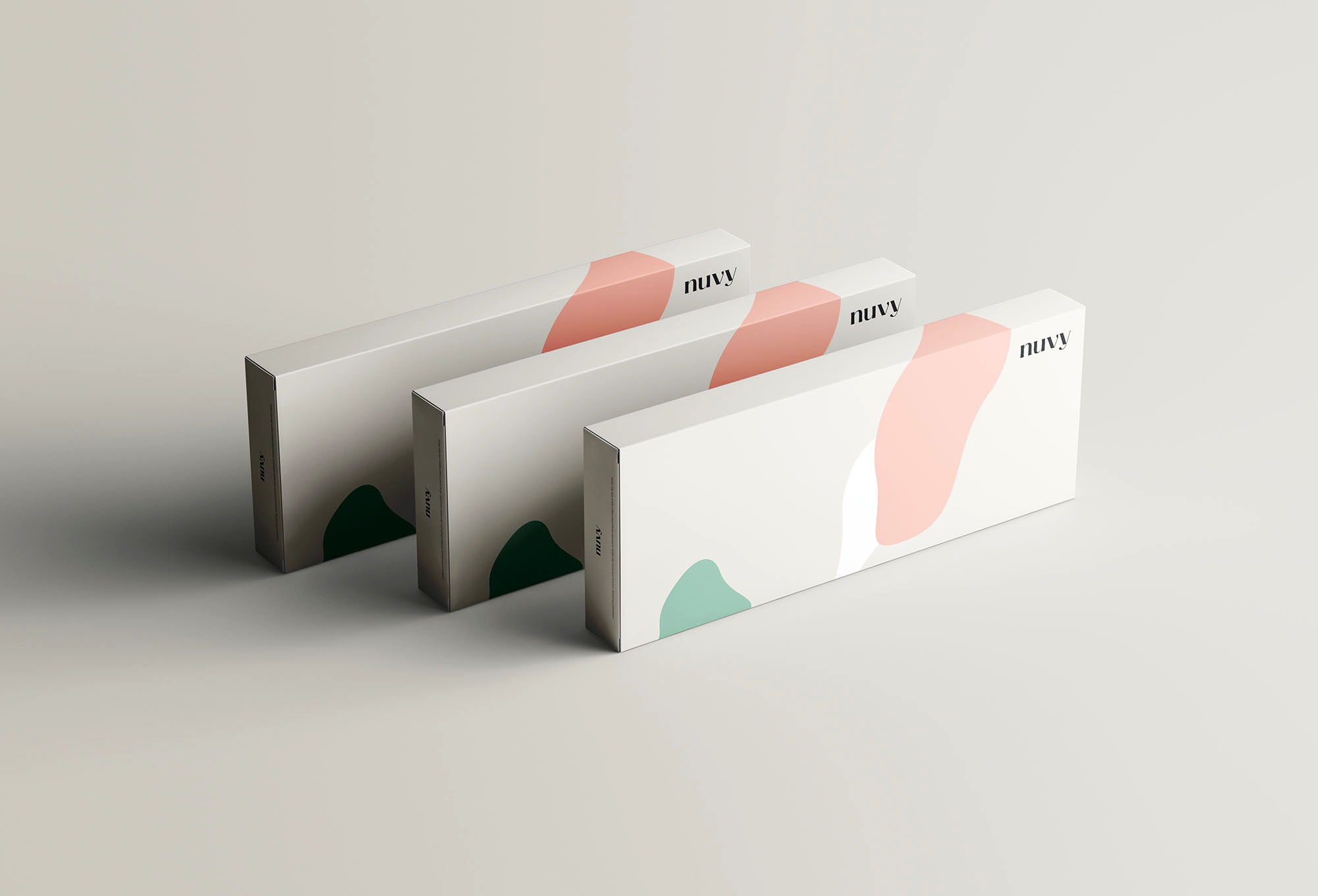 Rectangular Box Mockup 6