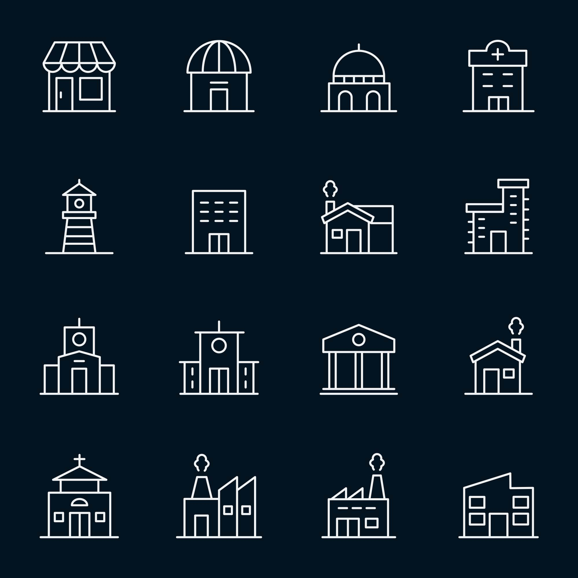 Building Icons Part 02