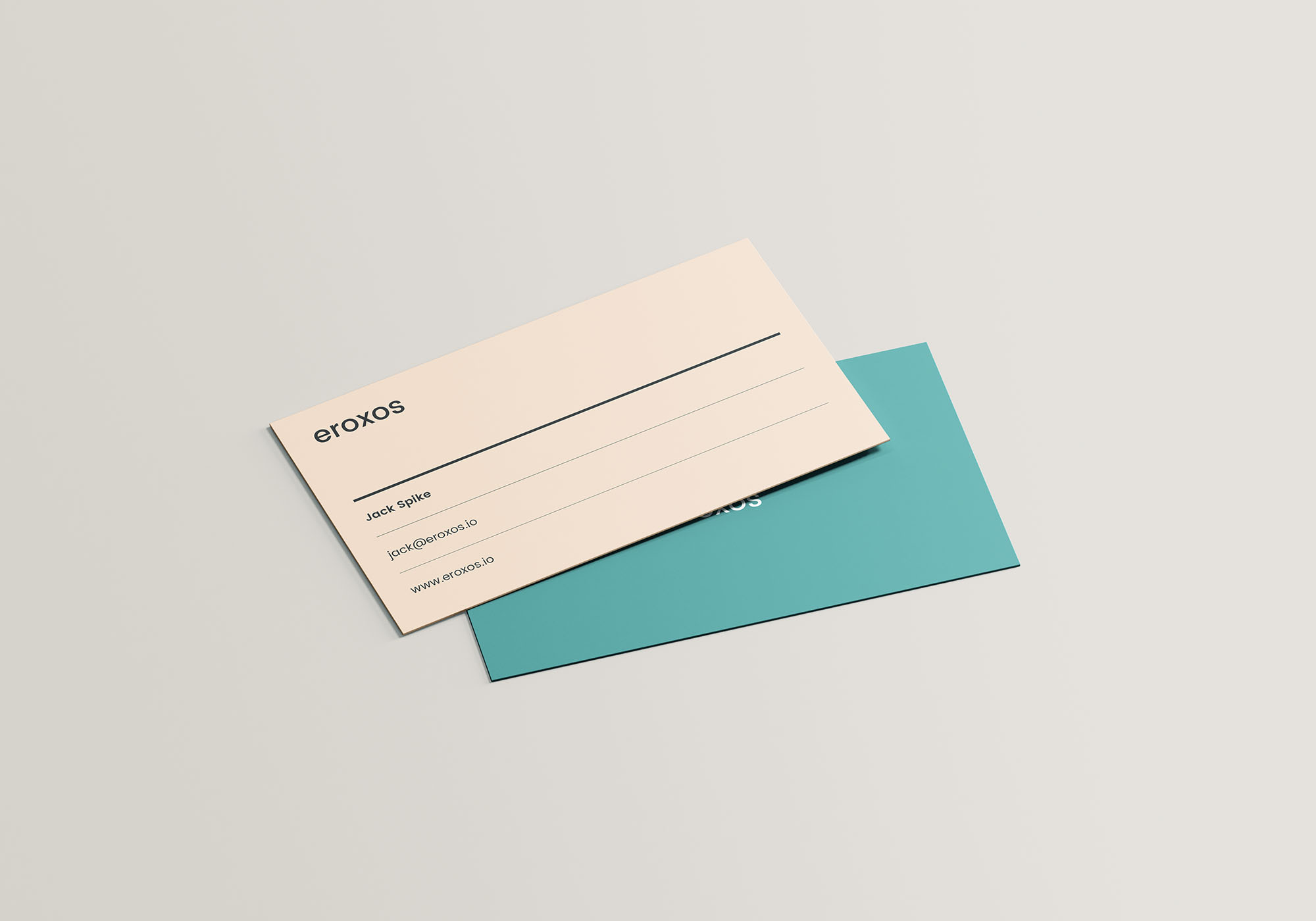 Multipurpose Cards Mockup