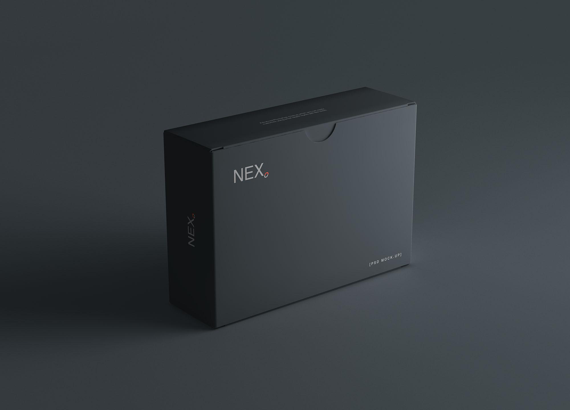 Card Box Mockup 1