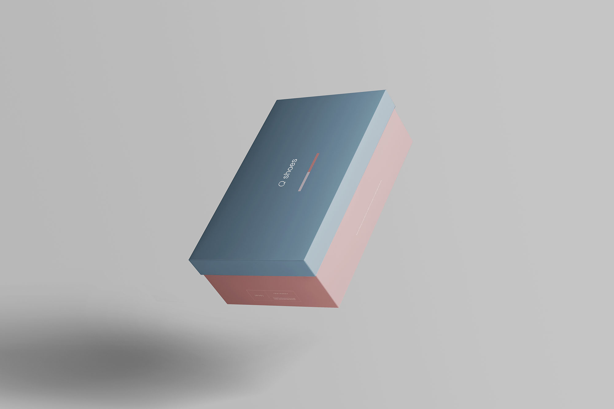 Shoe Box Mockup 7