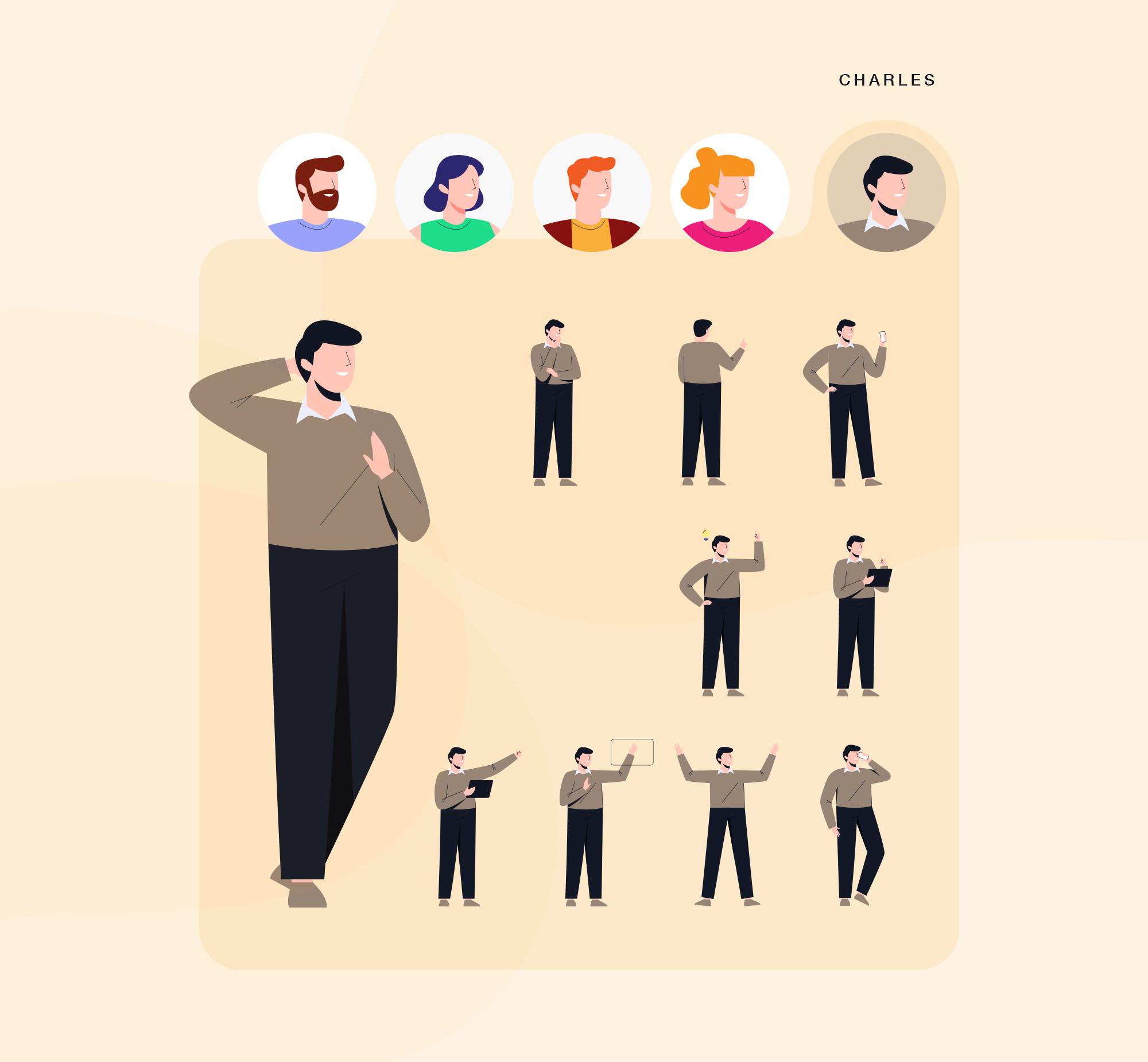 Modular Illustration Kit 7