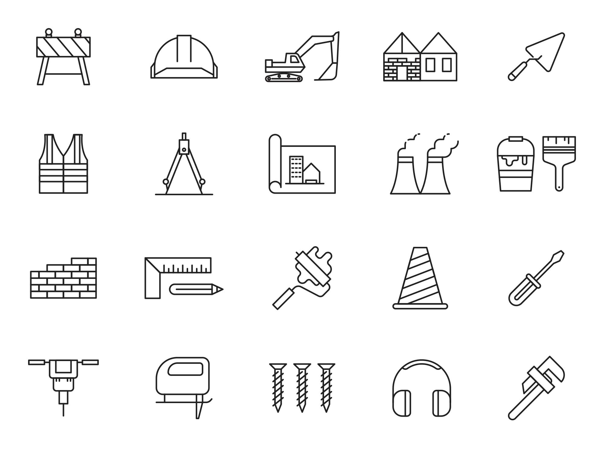 80 Constructions Icons 2