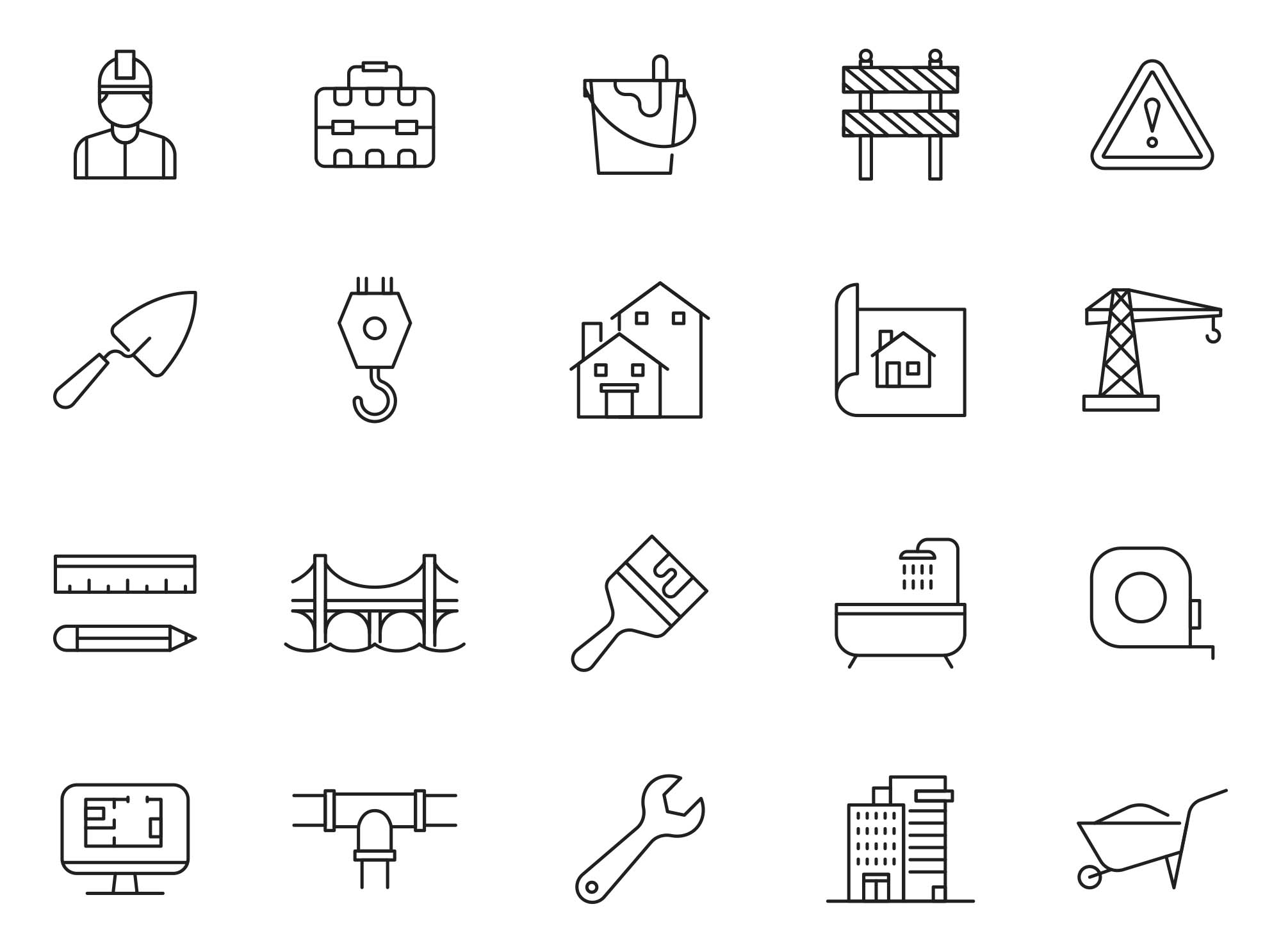80 Constructions Icons 3