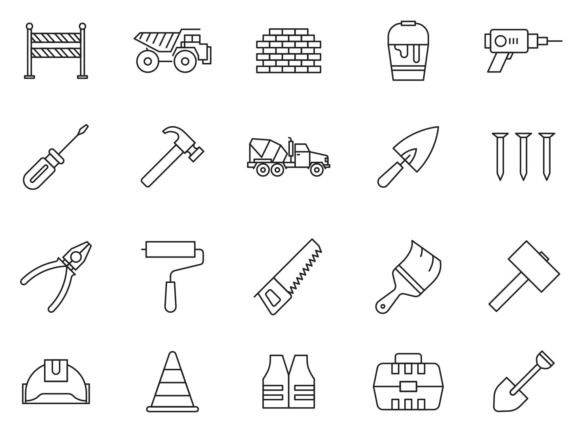80 Constructions Icons 4