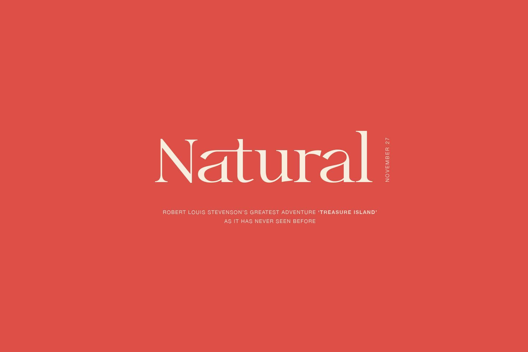 Kraton Serif Font 4