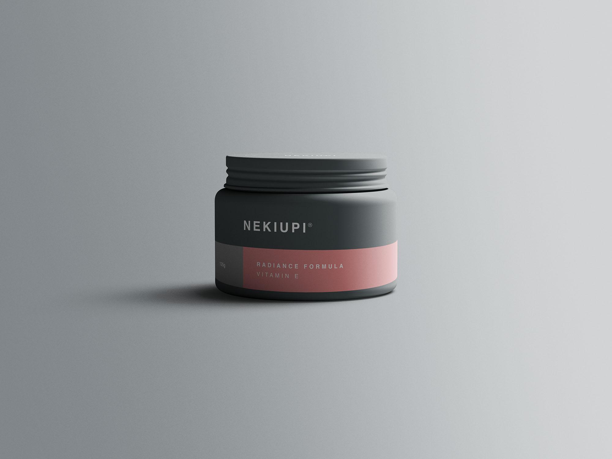 Cosmetic Jar Mockups 03