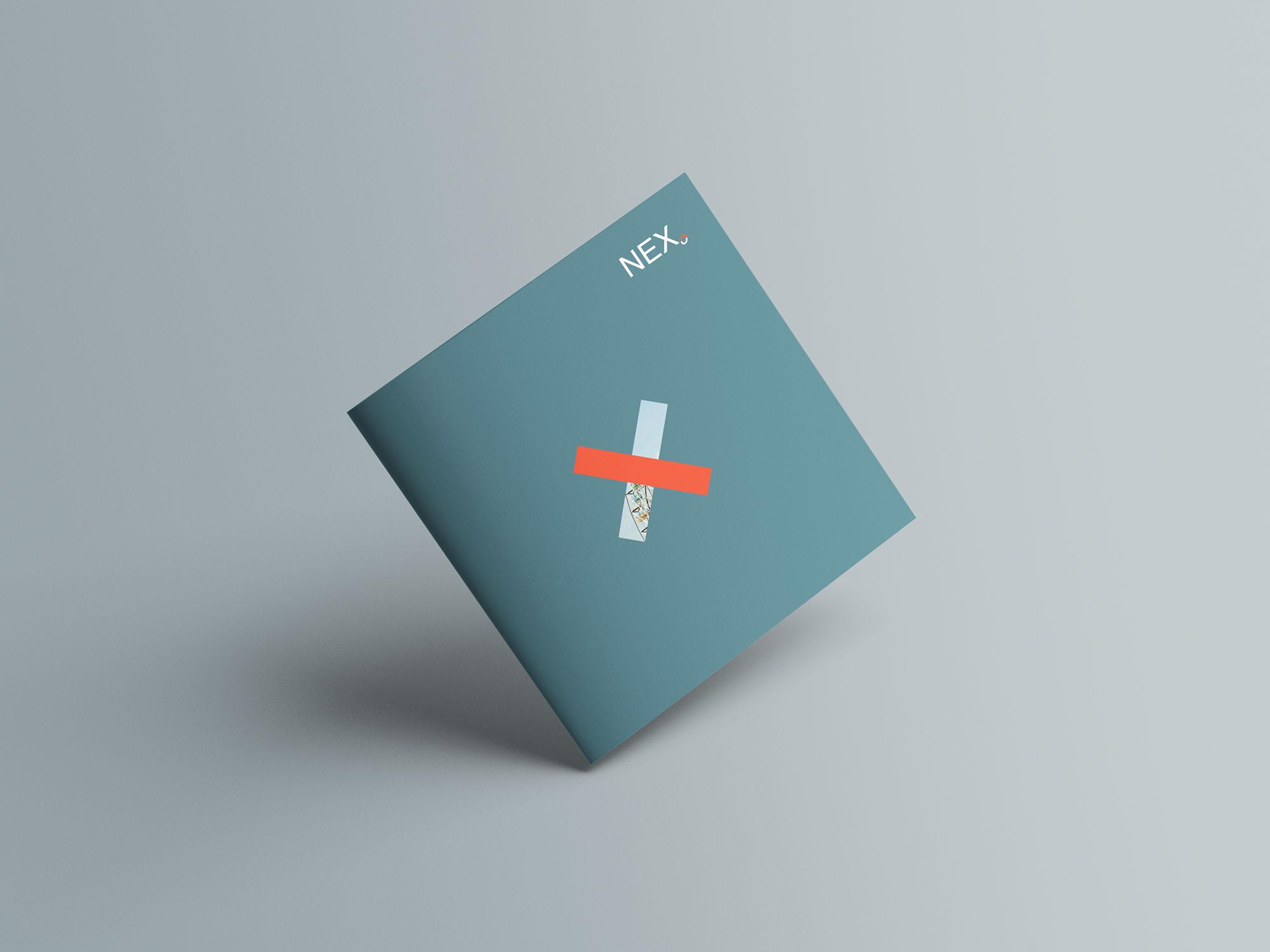 Square Brochure Mockup 03