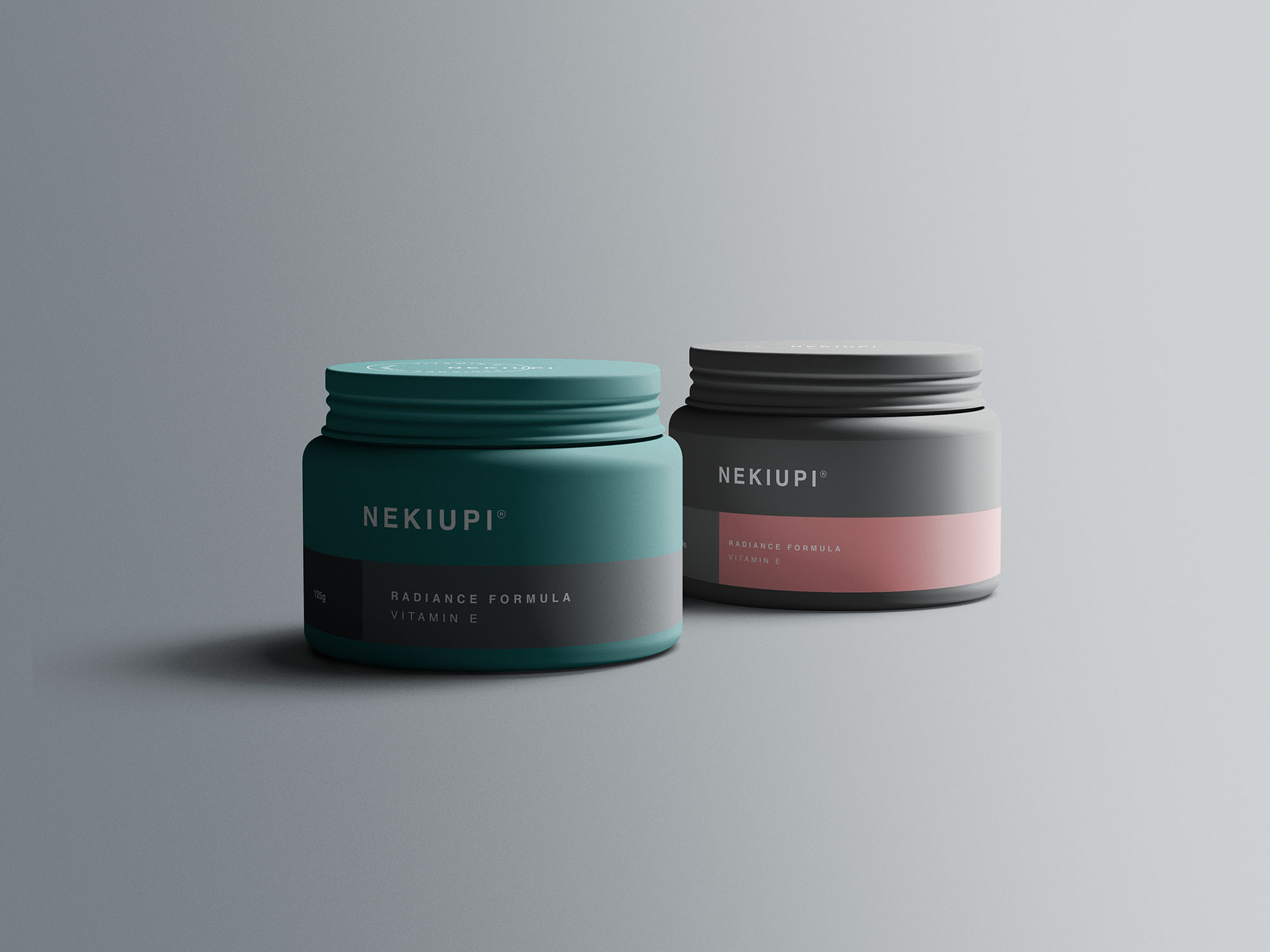 Cosmetic Jar Mockups 04