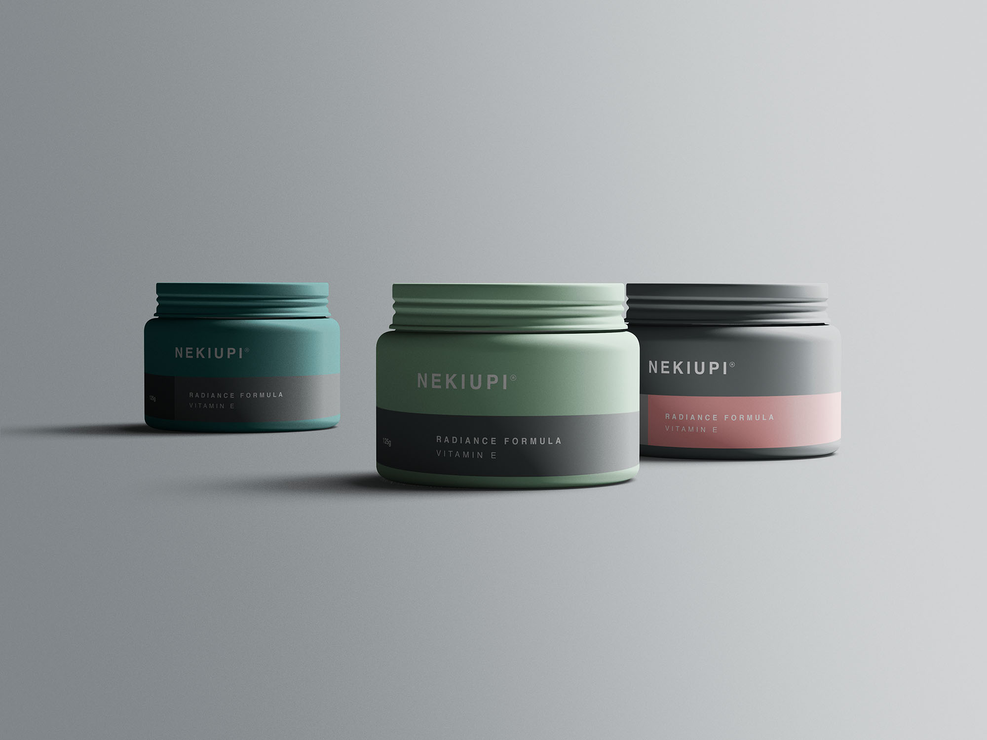 Cosmetic Jar Mockups 05