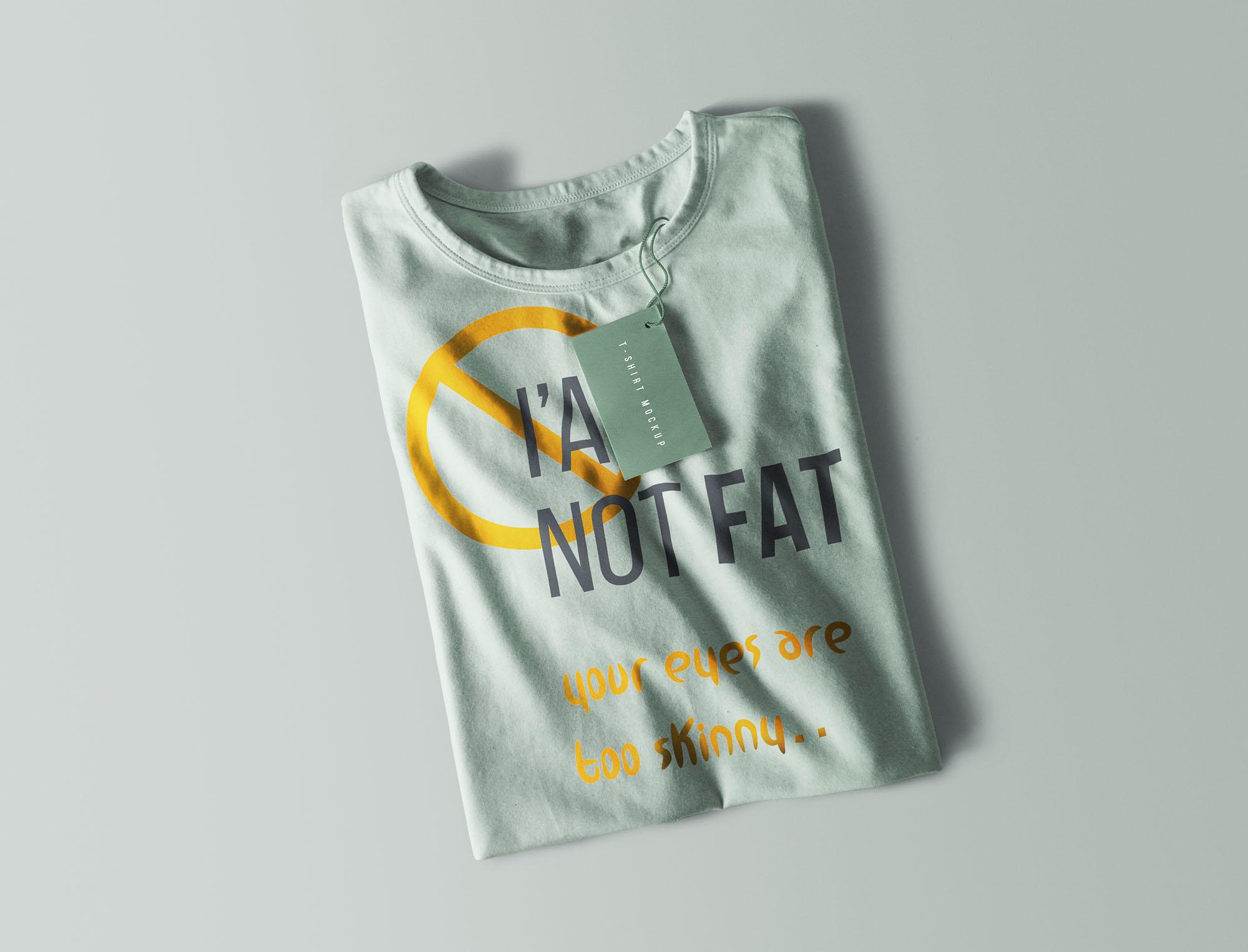 T-Shirt Mockups 05