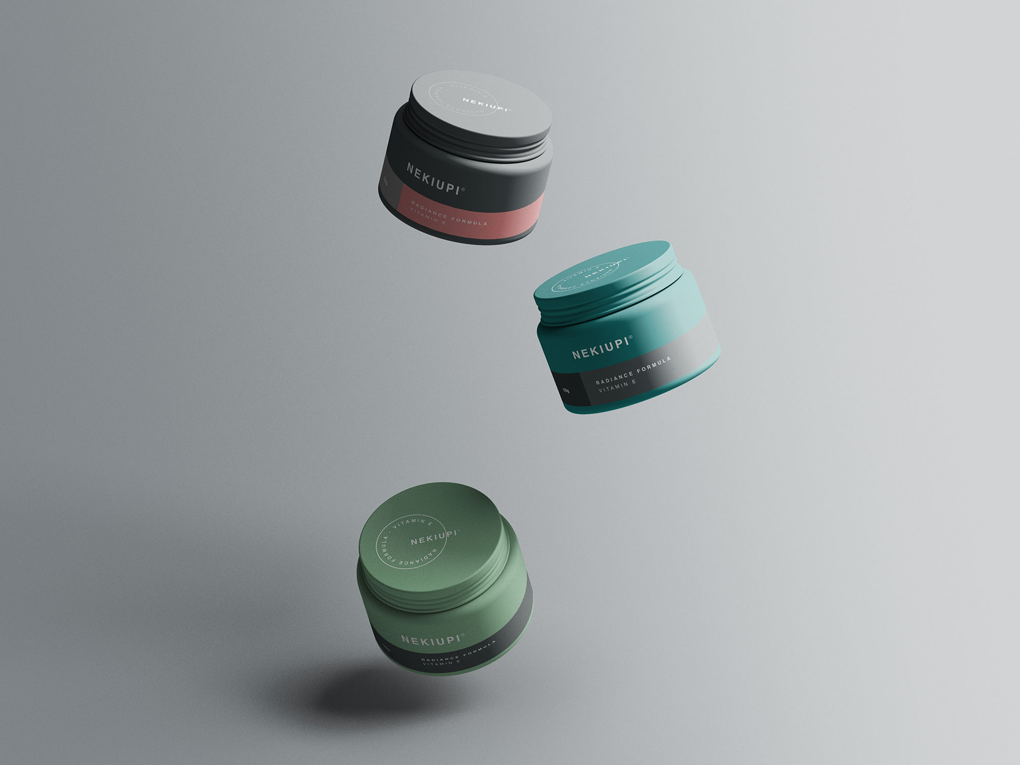 Cosmetic Jar Mockups 06